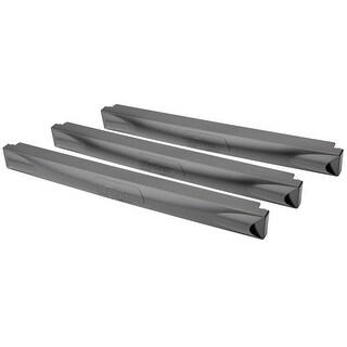Tripp Lite Sr1upanel50 1U Blanking Panel Kit, Toolless-Mounting, 50 Pieces