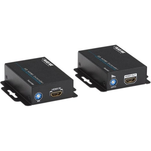 """Black Box VX-HDMI-TP-3D40M Black Box 3D HDMI CATx Extender - 1 Input Device - 1 Output Device - 200 ft Range - 2 x Network"