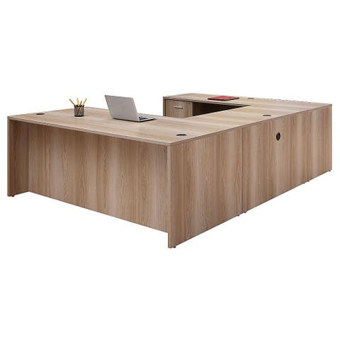 Copper Grove Macuarima U-shaped Desk (71 x 107)