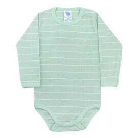 Baby Bodysuit Unisex Striped Onesie Style Infants Pulla Bulla Sizes 0-18 Months