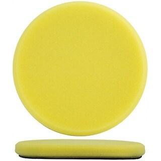 Meguiars 5 Inch soft Foam Polishing Disc Soft Foam Polishing Disc - Yellow - 5 Inch
