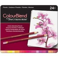 Florals - Spectrum Noir Colorblend Pencils 24/Pkg