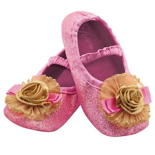Toddler Girls Aurora Costume Slippers