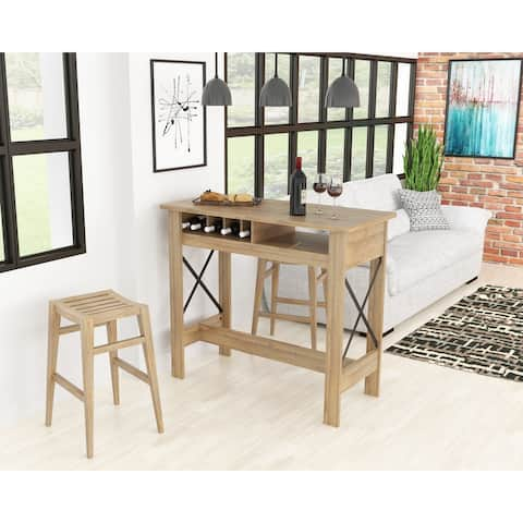 Inval Pub Table or Home Office Table Desk