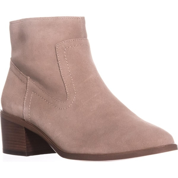 BCBGeneration Allegro Classic Ankle Boots, Smoke Taupe