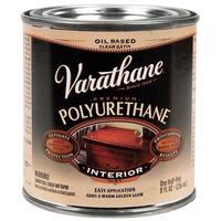 Varathane 9161H Interior Oil Based Premium Polyurethane, Satin, 8 Oz