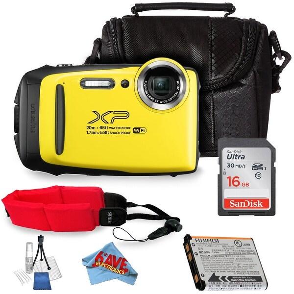 FujifilmFinePix XP130 Digital Camera Bundle (International Model)