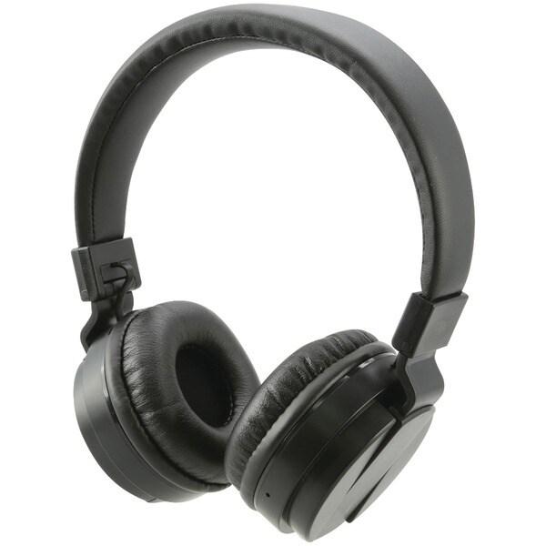 Ilive Iahb6B Bluetooth(R) Wireless Headphones With Microphone (Black)