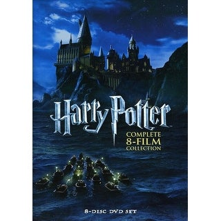Harry Potter: Complete 8 Film Collection [DVD]
