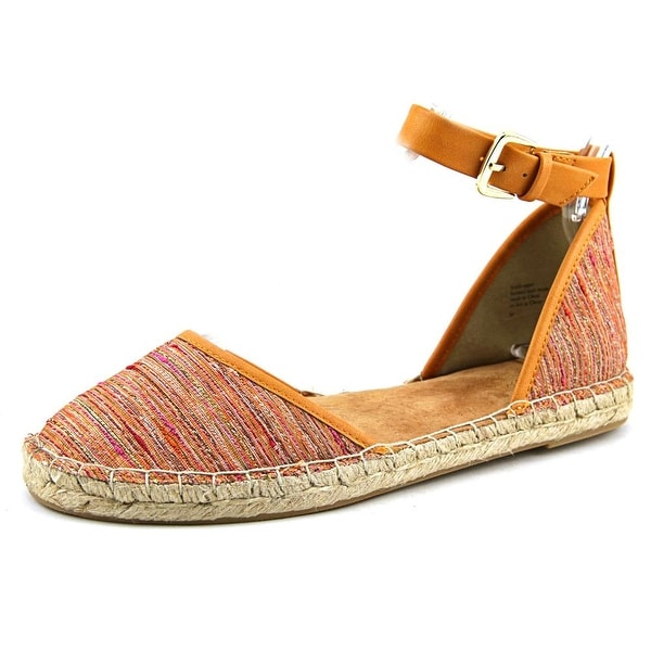 Seychelles Circle Women Round Toe Synthetic Pink Espadrille