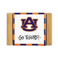 Auburn University Coaster Set