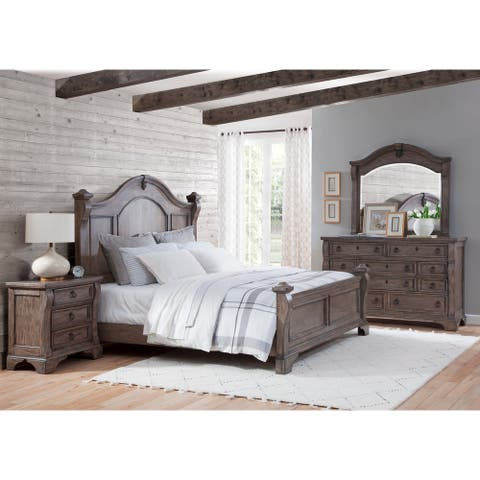 Traditions 4-Piece Bedroom Set by Greyson Living