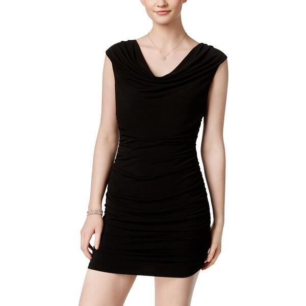 BCX Womens Clubwear Dress Knit Embellished