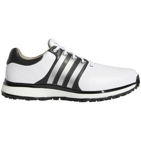 New Adidas Tour 360 XT-SL Golf Shoes Cloud White/Matte Silver/Core Black EE9179 (MED)