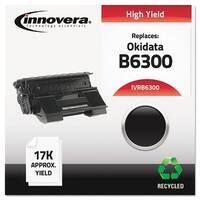 """Innovera Remanufactured 52114502 (B6300) Toner, Black Remanufactured 52114502 (B6300) High-Yield Toner, Black"""
