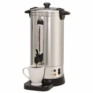 Nesco Coffee Urn-50 cup Coffee Urn
