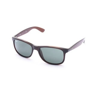 Ray-Ban Andy Sunglasses Brown - Small