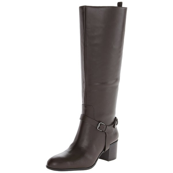 Enzo Angiolini Women's Colston Riding Boot