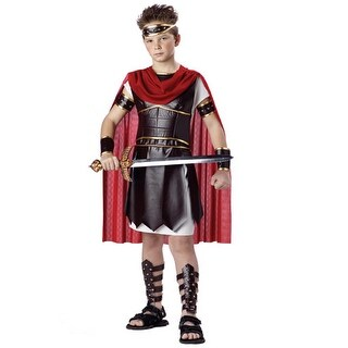 Child Gladiator Costume for Halloween (2 options available)