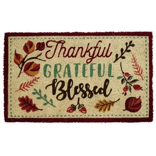Link to DII Fall Holiday Doormat Similar Items in Decorative Accessories