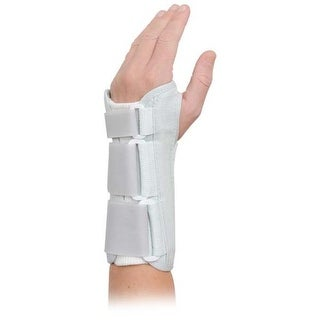 Advanced Orthopaedics 123 - R Deluxe Carpel Tunnel Wrist Brace - Small