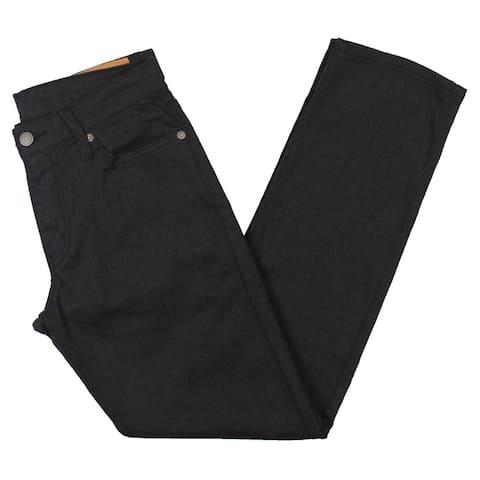 Levi Strauss & Co. Mens 511 Slim Jeans Flannel Denim - Mineral Black - 29/30