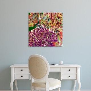 Easy Art Prints James Burghardt's 'Spring Mix III' Premium Canvas Art