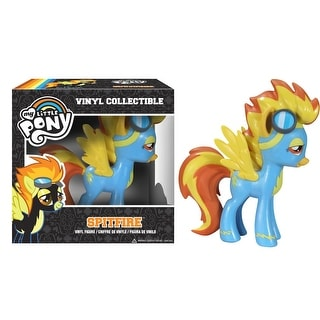"My Little Pony Spitfire Collectible Funko Vinyl 4"" Figure"
