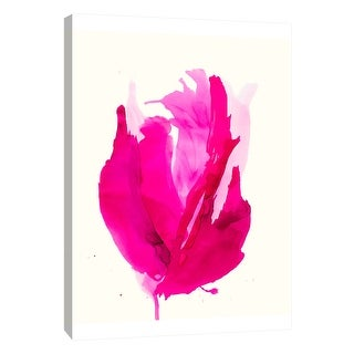 "PTM Images 9-108546  PTM Canvas Collection 10"" x 8"" - ""Watercolor Study No.2"" Giclee Abstract Art Print on Canvas"
