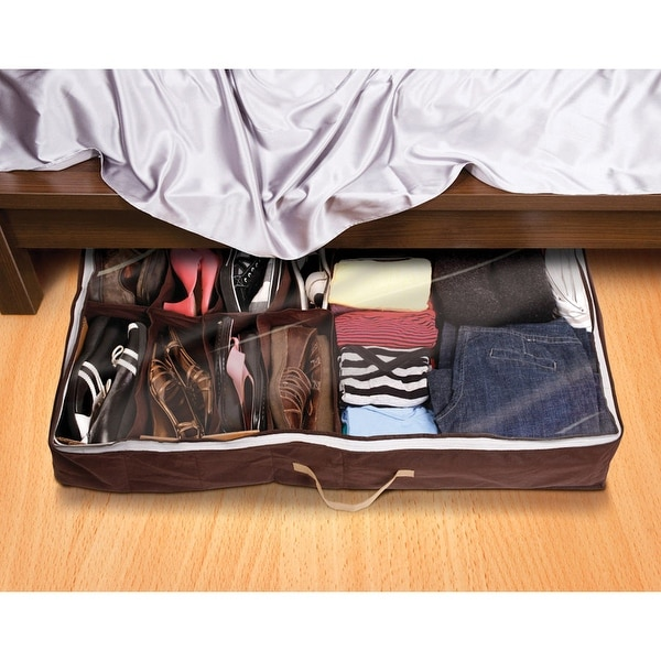 Hide A Closet Under Bed Organizer