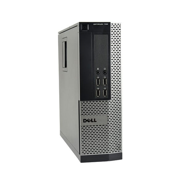 Dell OptiPlex 790-SFF Core i5-2400 3.1GHz CPU 4GB RAM 500GB HDD Windows 10 Pro PC (Refurbished)