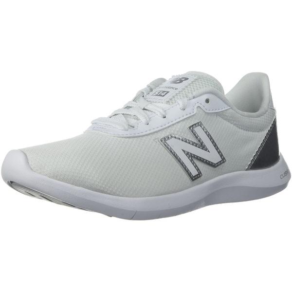 New Balance Womens WA514MW Low Top Lace Up Running Sneaker - 5.5