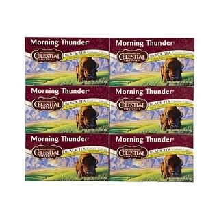 721001 Black Tea - Morning Thunder - 20 Bags