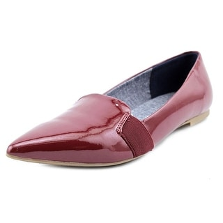 Dr. Scholl's Sincerity Pointed Toe Synthetic Flats
