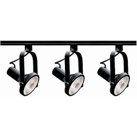 "Nuvo Lighting TK317 3 Light 5.2"" Wide Track Heads with Rail Kit"