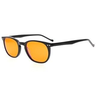 Eyekepper Computer Glasses-Acetate Frame-Better Sleep Reading Glasses