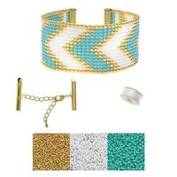 Refill - Riviera Loom Bracelet - Exclusive Beadaholique Jewelry Kit