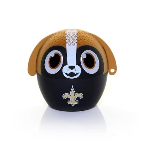 NFL-NEW ORLEANS SAINTS Team Bitty Boomers Bluetooth Speaker