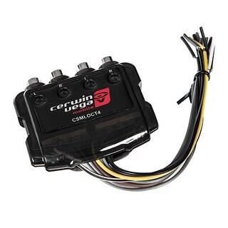 Cerwin Vega Stroker 4-ch mini line output converter w/ trigger