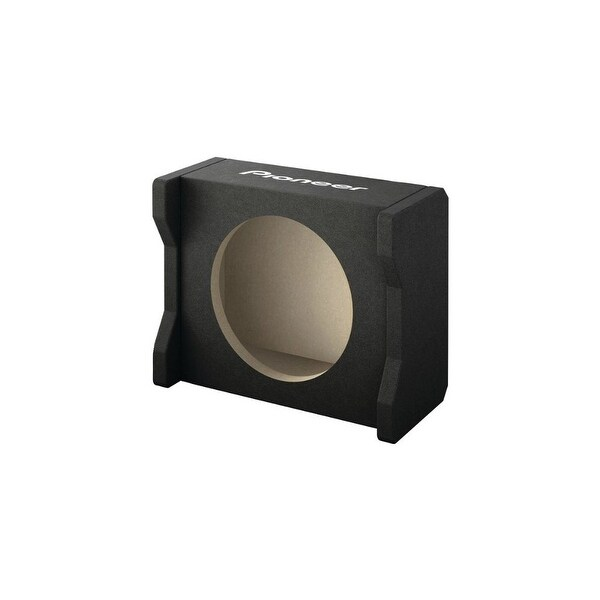 PIONEER PIOUDSW200DB 8 Inch Downfiring Enclosure for the TS-SW2002D2 Subwoofer