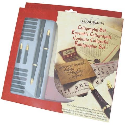 Manuscript - Technical Masterclass Calligraphy Set