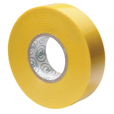Ancor premium electrical tape 3/4 x 66' yellow
