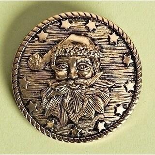Santas Button