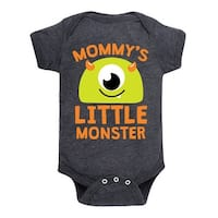 Mommys Little Monster  - Infant One Piece