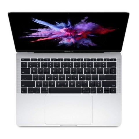 Apple MacBook Pro MLUQ2E/A 13.3-inch Laptop (2.0GHz dual-core Intel Core i5, 256GB Retina Display), Silver (Spanish Keyboard)