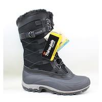 Kamik Womens Citadel Black Snow Boots Size 8