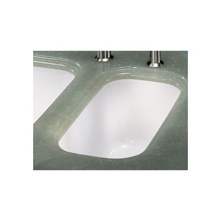 Franke Cck 110 8 17 1 2 Single Basin Undermount Fireclay