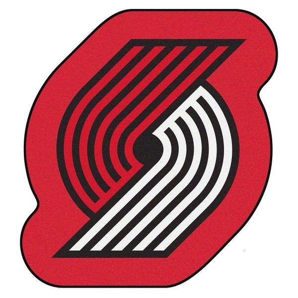Blazers Mascot: Shop NBA Portland Trail Blazers Mascot Novelty Logo Shaped