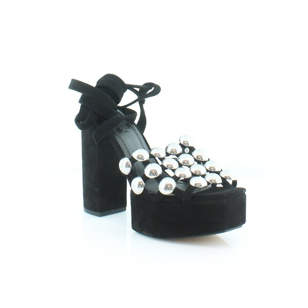 Alexander Wang Alys Women's Sandals Black - 9
