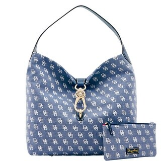 Dooney & Bourke Madison Signature Logo Lock Sac Bundle (Introduced by Dooney & Bourke at $248 in Jan 2018)